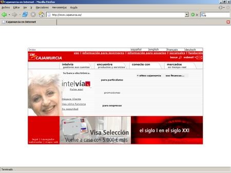 Hipotecas Caja Murcia