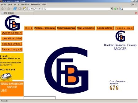 Hipotecas B.F.G. Brocer